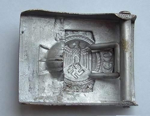 Click image for larger version.  Name:M4_30 Aluminium Bege & Nolte Heer Tunnerbund Conversion Rear.JPG Views:140 Size:50.9 KB ID:437737