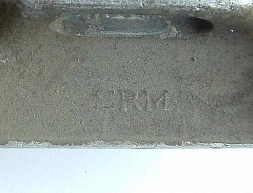 Click image for larger version.  Name:Aluminium  SRM - SchmiedeburgRsgb Mettalwarrenfabrik dated 1936 Makers.JPG Views:129 Size:52.1 KB ID:437894