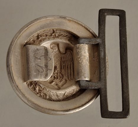 Wermacht Officers Buckle - opinions please
