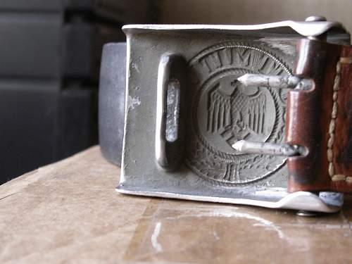 Belt & Buckle