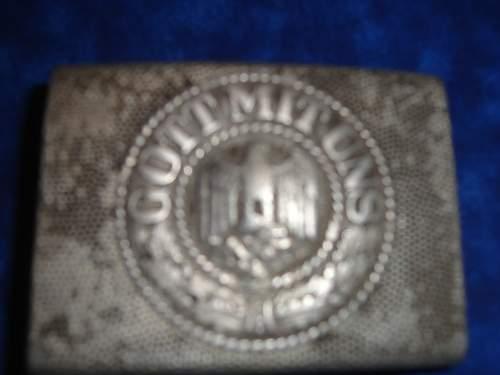 pictures shuco 40 aluminim buckle