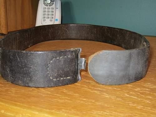 Buckle & Belt - Authentic?
