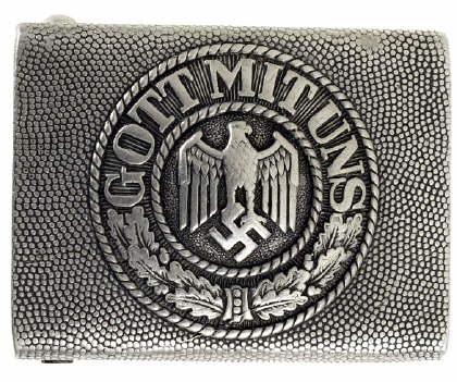 Wehrmacht Buckle