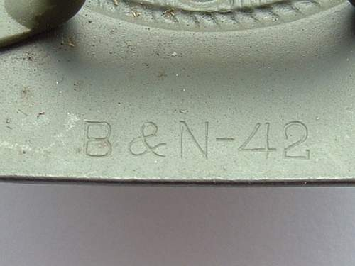 Click image for larger version.  Name:M4_30 Steel Berge & Nolte  1942 Makers.JPG Views:21 Size:122.0 KB ID:629047
