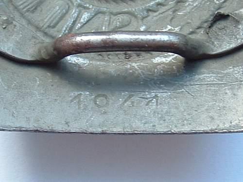 Click image for larger version.  Name:M4_23 Steel Dr Frank & Cie KG 1941 Makers.JPG Views:39 Size:127.8 KB ID:631646