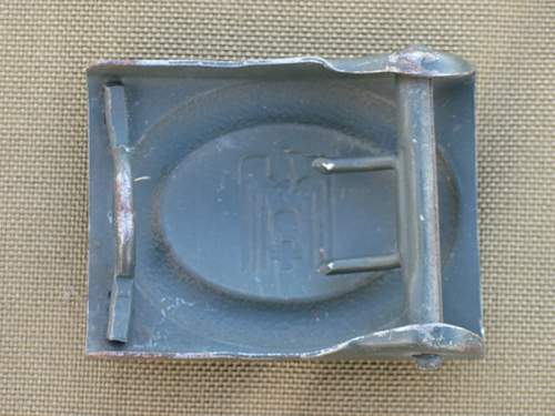 A few buckles I need help with please. THANKS