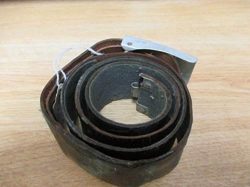 Is this a good Paul Cramer & Co. Heer buckle?