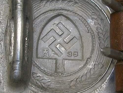 Heer Buckle - HA 42
