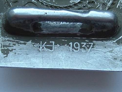 Click image for larger version.  Name:Aluminium Kollman & Jourdan Pforziem 1937 Makers.JPG Views:97 Size:125.0 KB ID:668502