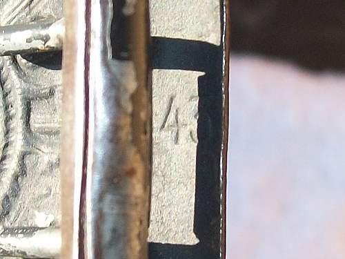 Click image for larger version.  Name:Coastal artillary buckle G.B 018.JPG Views:20 Size:243.3 KB ID:677999