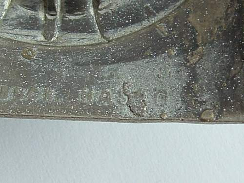 Nickel Right Facing Tunnerbund Conversion