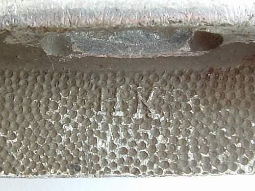 1938 Heer Aluminium Hermann Knoller