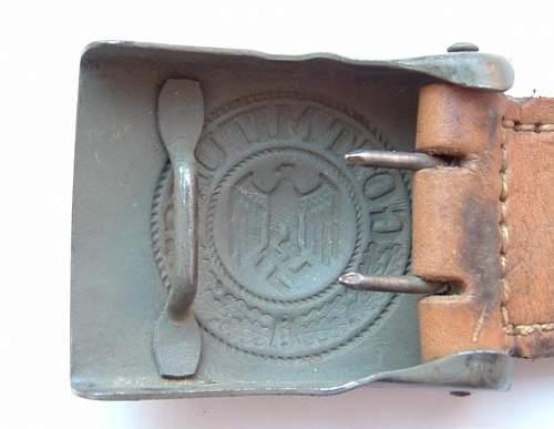 1940 Steel Bruder Schieder