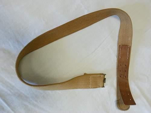 DAK Belt