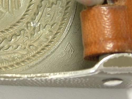 Click image for larger version.  Name:M4_38 Aluminium  Richard Sieper & Sohne 1936  Makers 2.JPG Views:23 Size:125.8 KB ID:724200