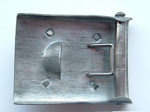Real or Fake Buckle?