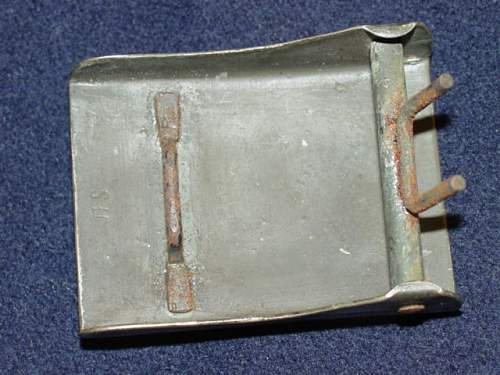 Is this a real buckle?