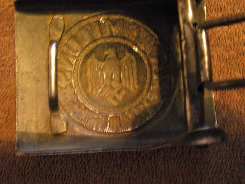 Are these buckles fake or original?