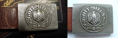 Heer Buckle - What are your thoughts?