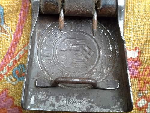 Heer Steel Buckle