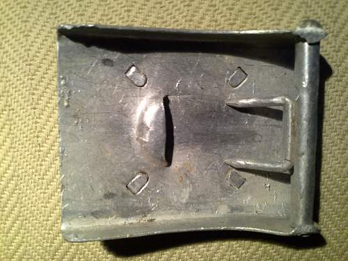 Heer Aluminium Buckle