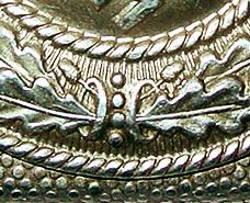 1st Pattern/Right facing Heer Buckles
