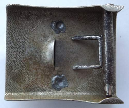 Nickel  buckle