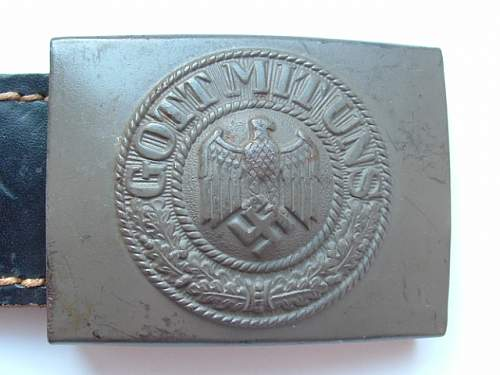 Click image for larger version.  Name:M4_10 Steel Bernhard Haarmann 1940 Black Tab Front.JPG Views:10 Size:124.9 KB ID:929647