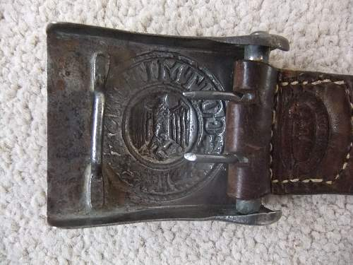 Opinions on this Heer Buckle and Tab please ?
