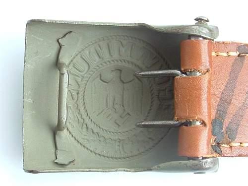 Click image for larger version.  Name:Steel Werner Linker Duisberg Dated 1941 Rear.JPG Views:24 Size:126.3 KB ID:951008