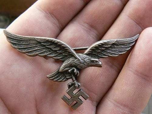 Luftwaffe adler