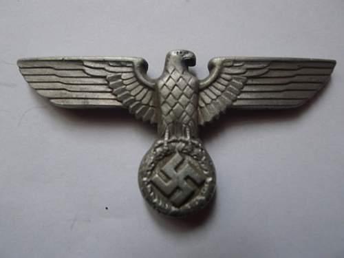 Original insignias?