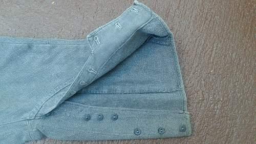 WW2 German Pants or Civilian ??