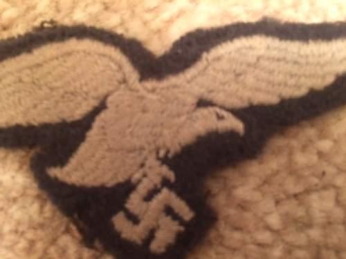 Original sidecap eagle?