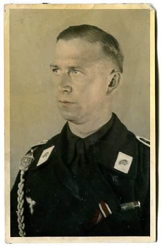 Hermann Göring panzer tunic