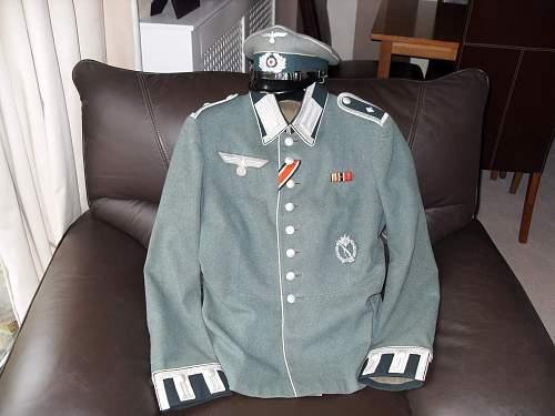 my 1st uniform!