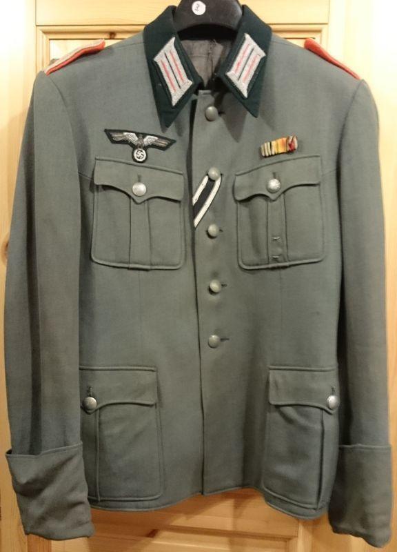 Heer Oberleutnant Tunic?
