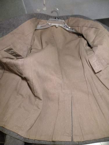 Luftwaffe NCO jacket