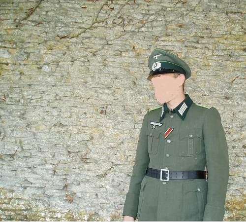 Panzergrenadier Officier jan.1945
