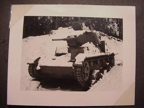 Click image for larger version.  Name:Soviet T-26 tank.JPG Views:67 Size:60.5 KB ID:10830