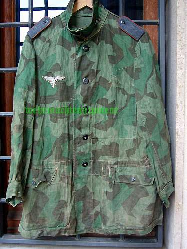 Luftwaffe / LFD HBT Combat smock