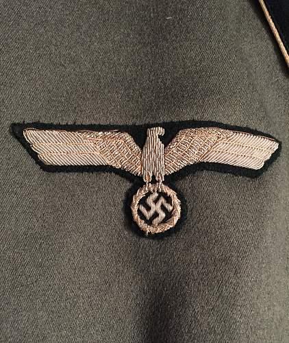 Heer Infantry Officer's Waffenrock