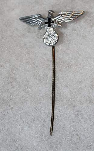 stick pin