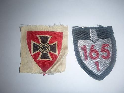 id patches