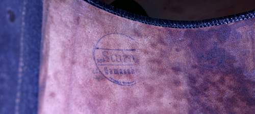 German leather leggings?