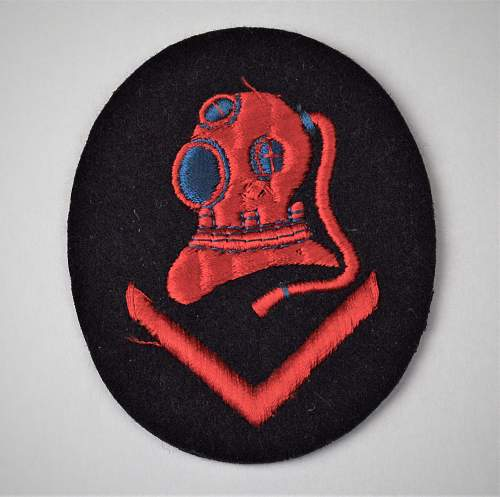 Help With Divers patch