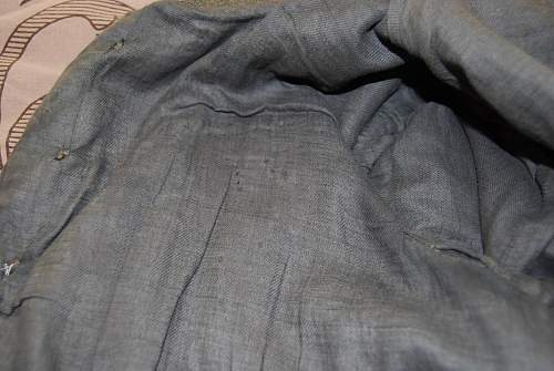officers tunic