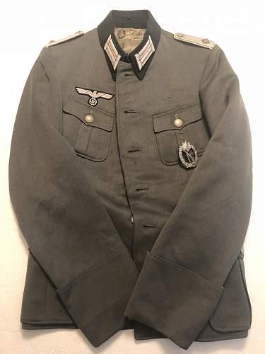 Heer Infantry Oberleutenant's Tunic