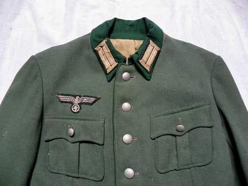 Original third reich tunic or junk???