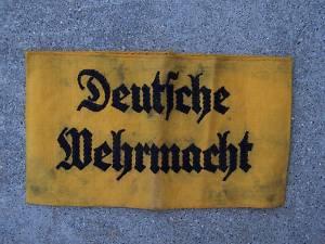 Deutsche Wehrmacht armband: original or fake?
